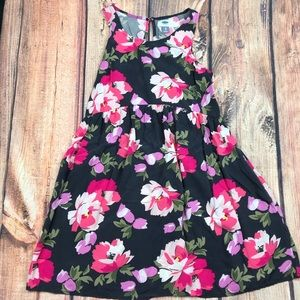 Old navy floral dress *XS*